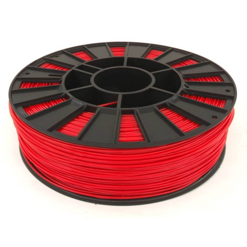 PET-G пластик 1,75 gReg красный 0,95 кг
