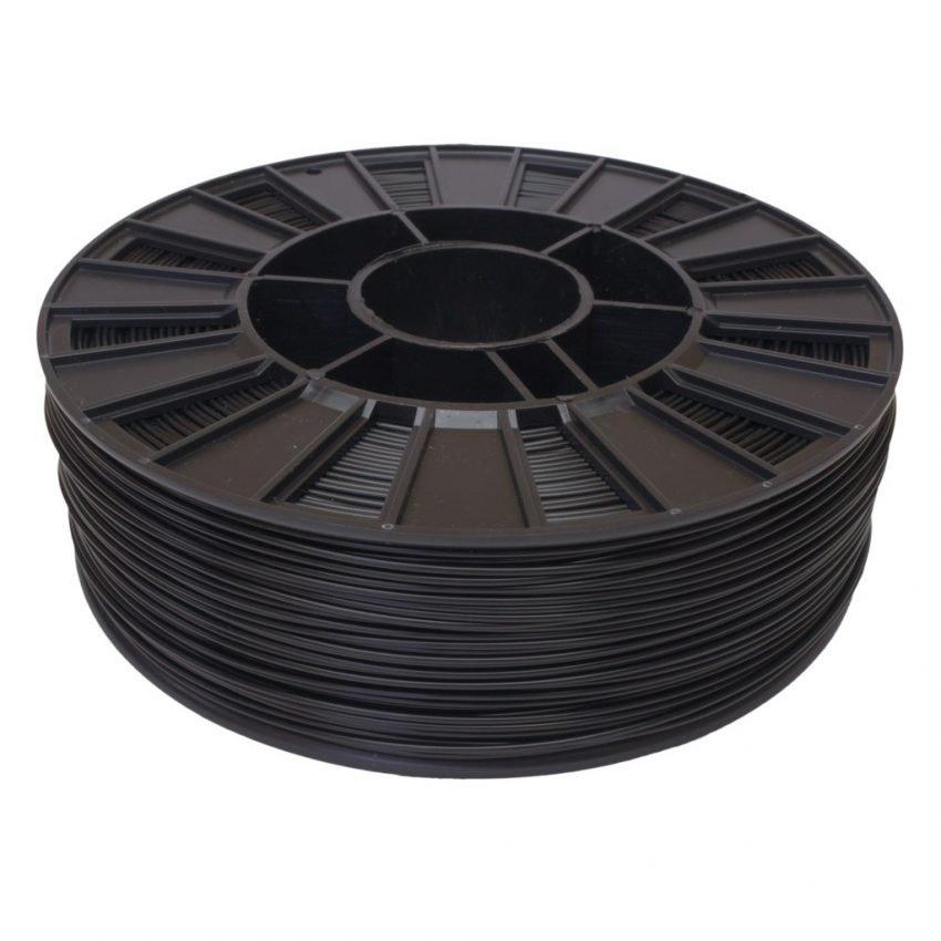 PLA пластик 1,75 gReg черный 0,90 кг