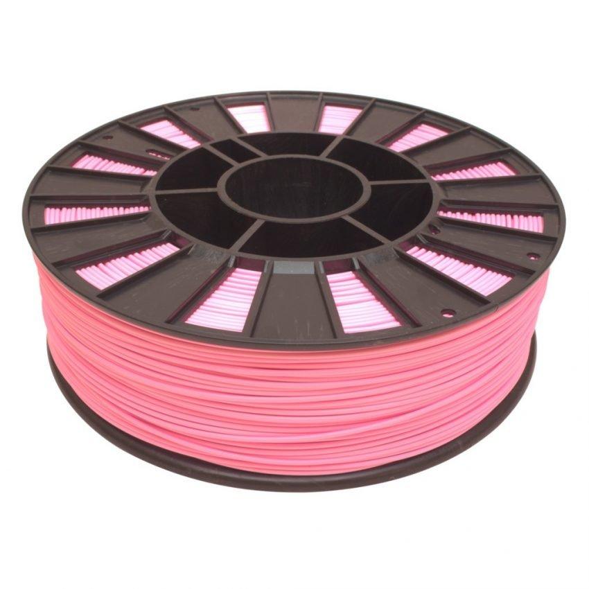 PLA пластик 1,75 gReg розовый 0,90 кг