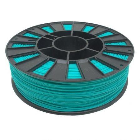 PLA пластик 1,75 gReg бирюзовый 0,90 кг